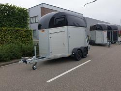 Bockmann Champion Esprit 2p met zadelkamer