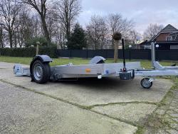 Humbaur HKT 182515 S Humbaur Afzakbare trailer