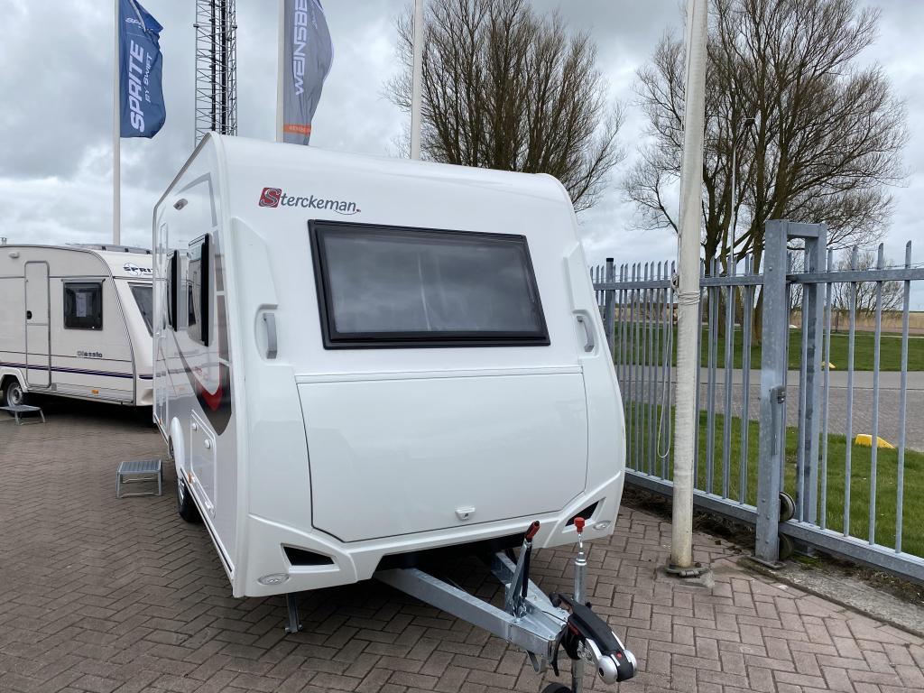 Sterckeman Starlett Comfort 420 CP Nieuw model 2021
