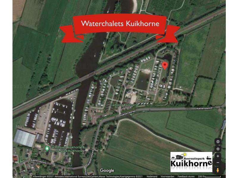 Chalet Kuikhorne waterchalets