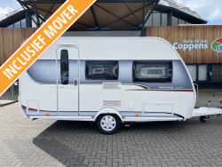 Hobby On Tour 390 SF 2015 MOVER + VOORTENT!!