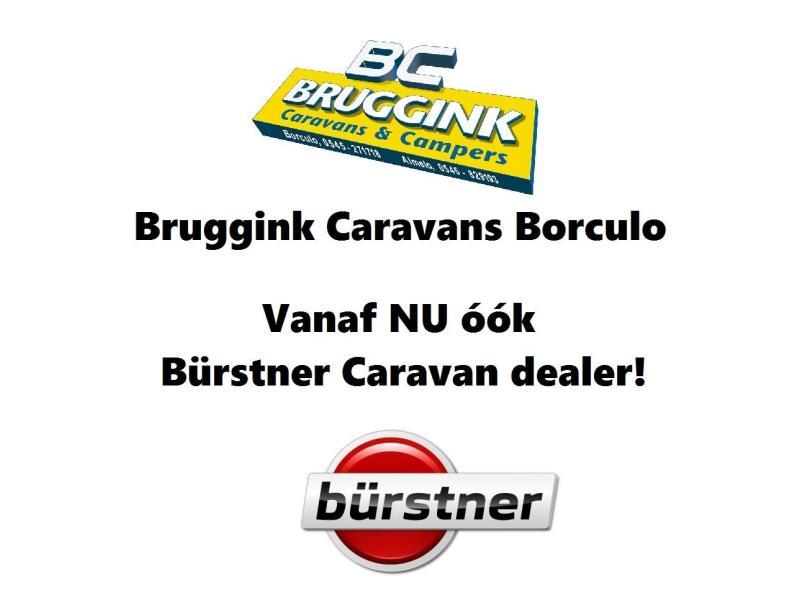 Bürstner Premio plus
