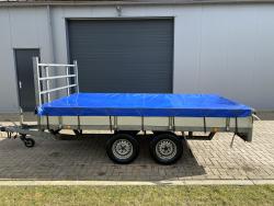 Henra PL serie Plateauwagen 344x184