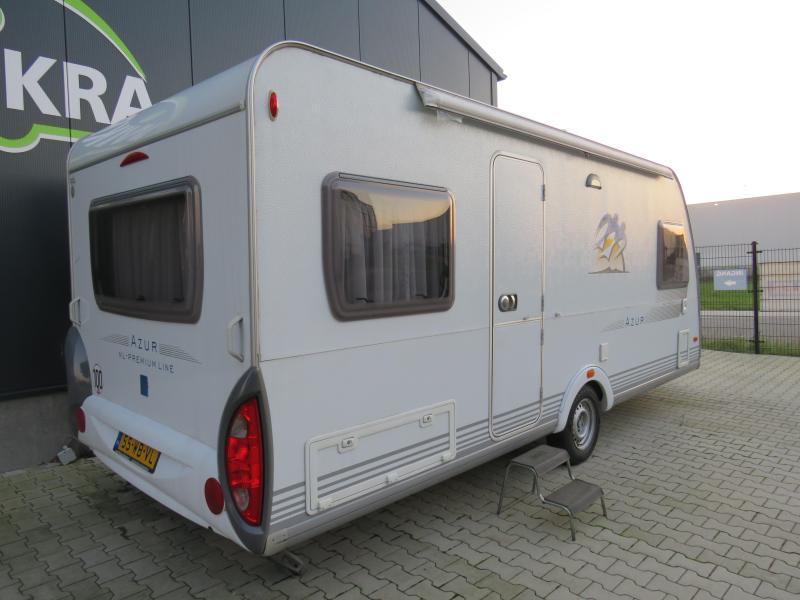 Knaus Azur nl premiumline
