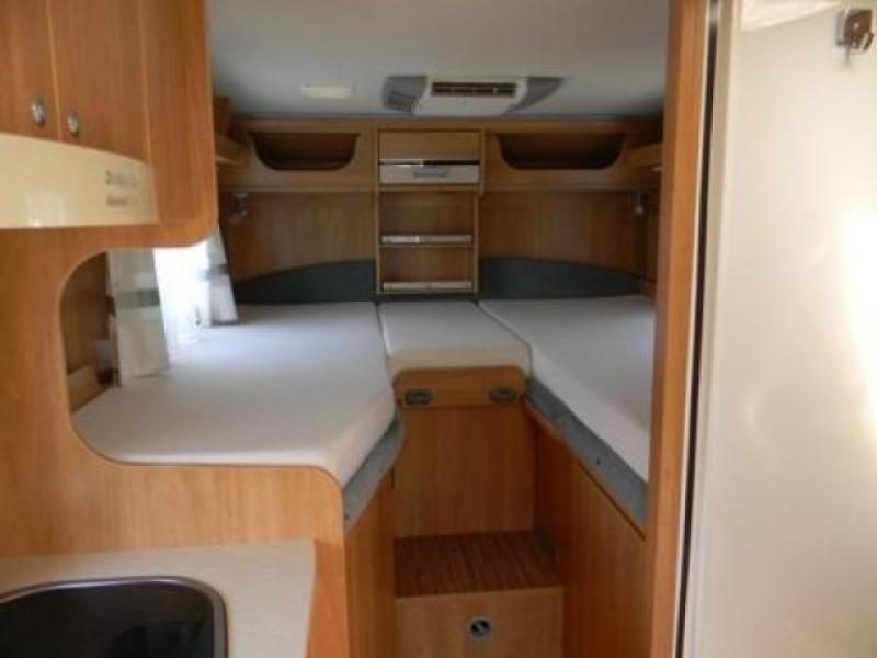 Dethleffs Globebus T 004