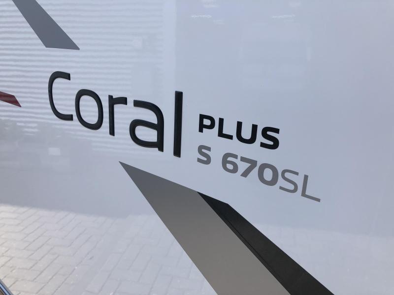 Adria Coral plus s