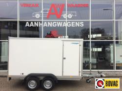 WM Meyer geslotenwagen 350x151x185cm