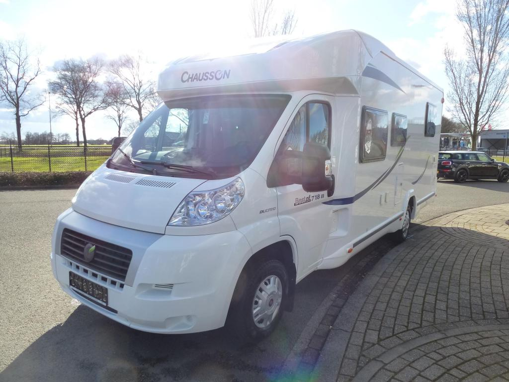 Chausson Best of
