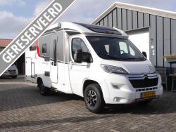 Burstner Travel Van  T620 GERESERVEERD