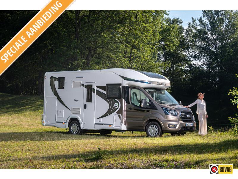 Chausson Special Edition 627 GA 2020 scherpe prijs!