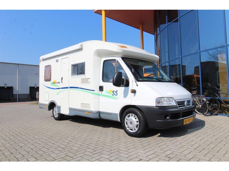 Chausson Welcome 55 Zeer compact! 62000KM - 2003