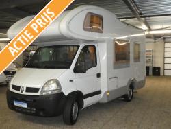 Knaus Sun Traveller  A555D AUTOMAAT TOP!!