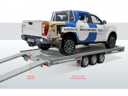Hulco XL HeavyDuty autotransporter