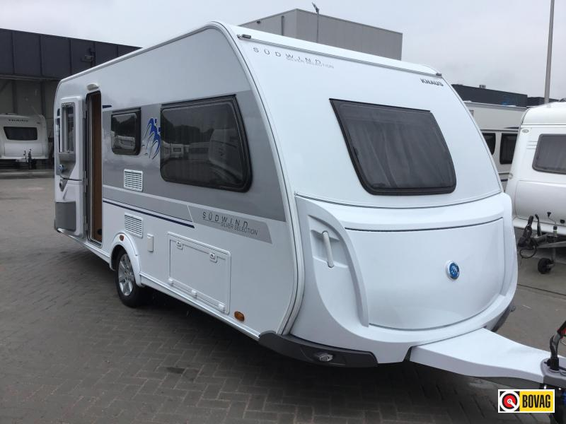 Knaus Sudwind Silver Selection 500 TU - 2017