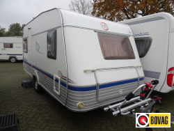 TEC Travel King 460 TDF z.g.a.n. Brand voortent