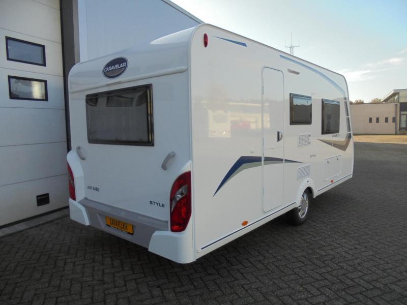 Caravelair Antares Style 450 Nieuw 2020