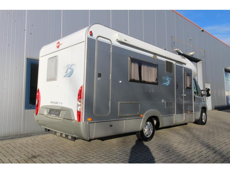 Burstner Privilege 710 TOP-indeling - 31000km - 2009