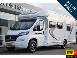 Chausson Special Edition 757 Nieuwe Indeling!