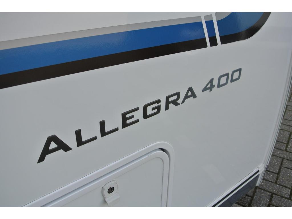 Caravelair Allegra 400 - INCL. VOORTENT