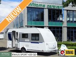 Knaus Sport Silver Selection  Show voorraad !