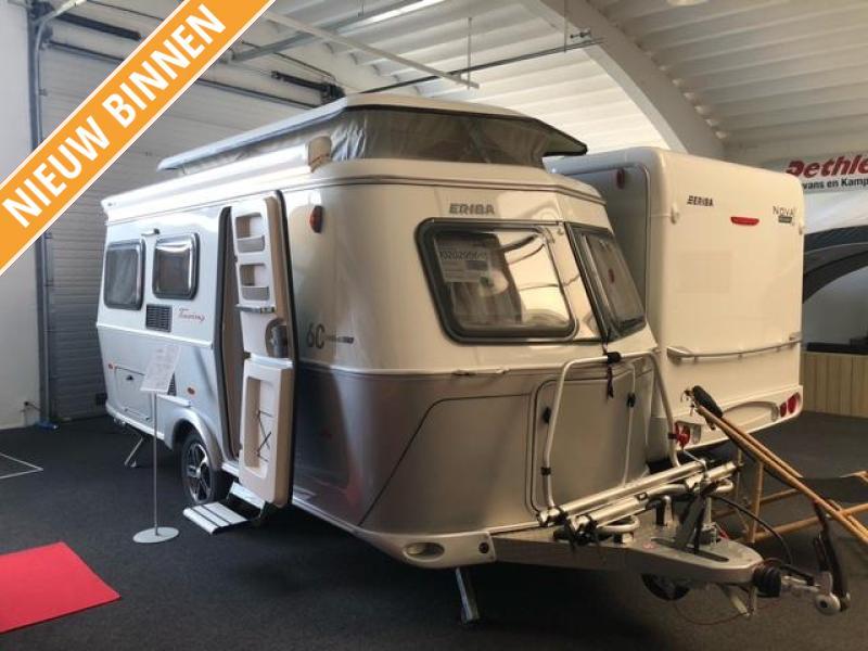 Eriba Touring - 60 Edition 530