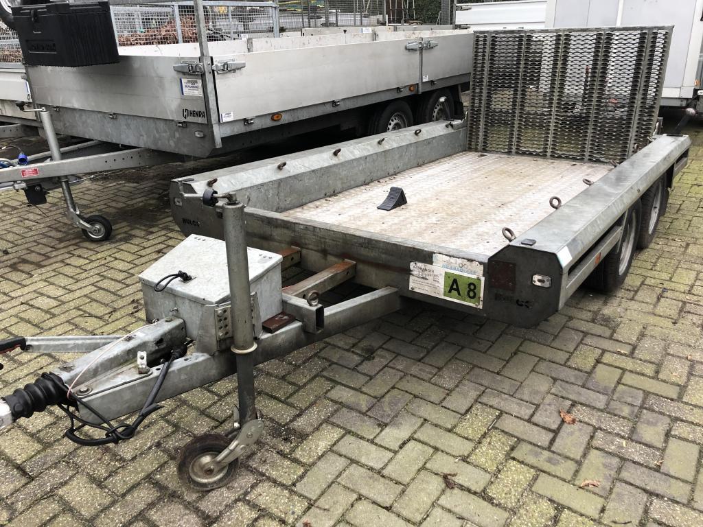 Hulco Terrax machinetransporter 3000kg