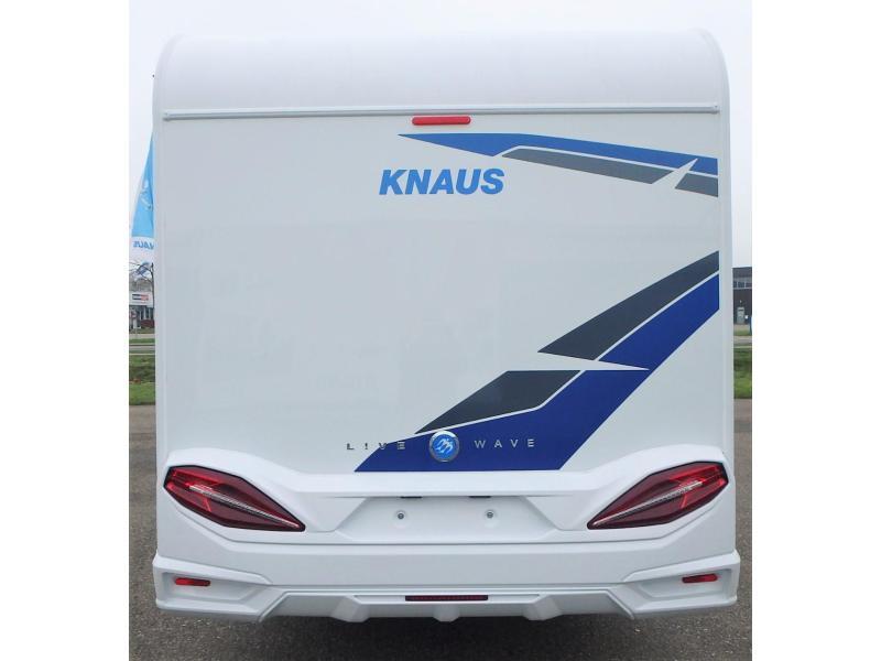 Knaus L!ve Wave 650 MX * 4700 KM *