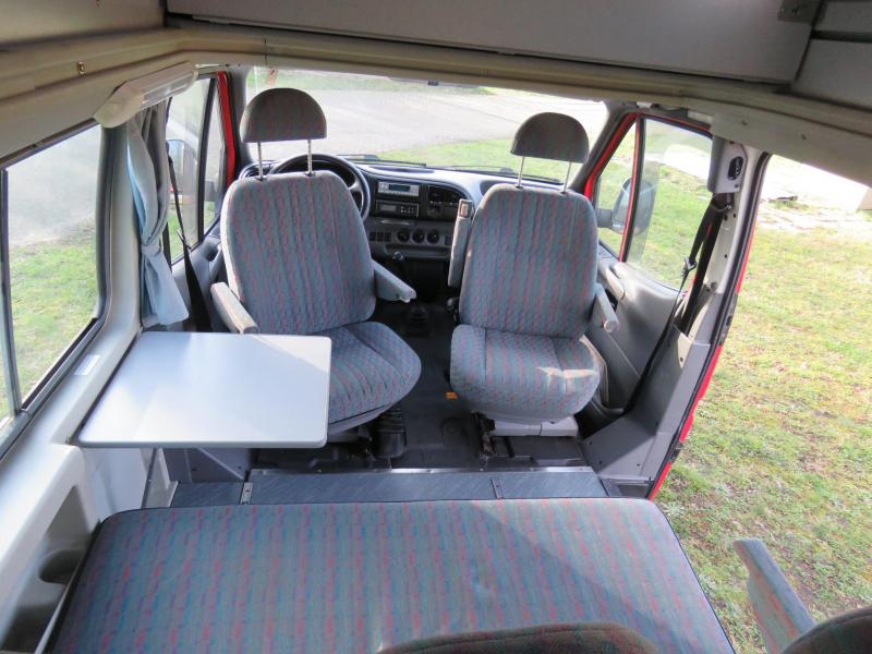 Ford Transit nugget westfalia
