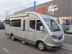 Knaus Sun Liner 700 LG 2x airco, schotel, garage