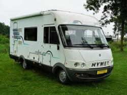 Hymer B584