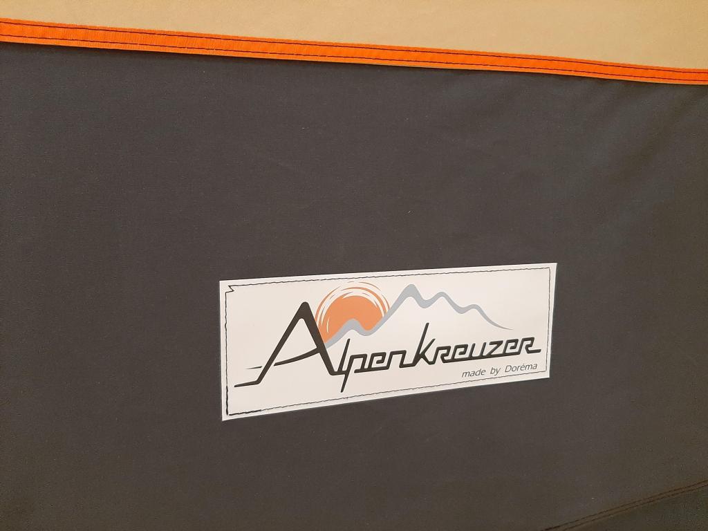 Alpenkreuzer Campfire  INCLUSIEF LUIFEL