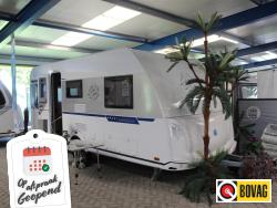 Knaus Sport Silver Selection 500 EU Caravan is verkocht.