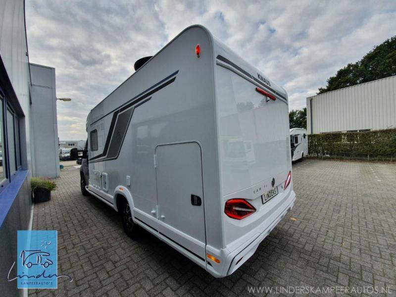 Knaus Van TI 650 MEG Vansation