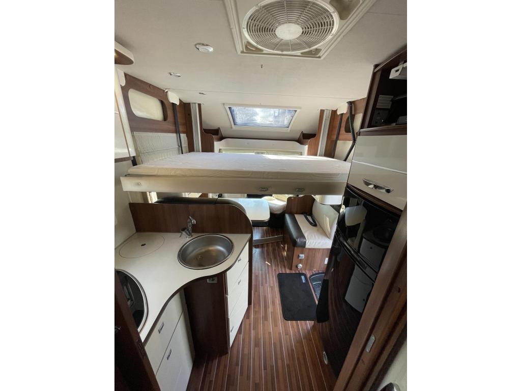McLouis Sovereign 73 G Enkele Bedden Garage 2014