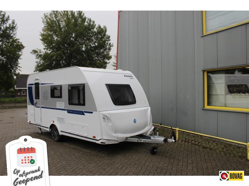 Knaus Sport Silver Selection 420 QD Caravan is verkocht.