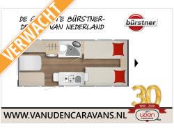 Burstner Averso 490 TL NIEUW 2021 MODEL