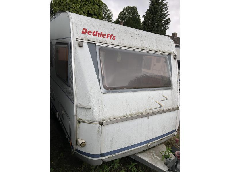 Dethleffs Family 430 T Schade
