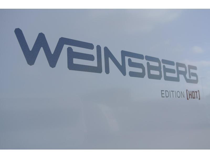 Weinsberg CaraOne Edition HOT 450 FU - DIRECT LEVERBAAR