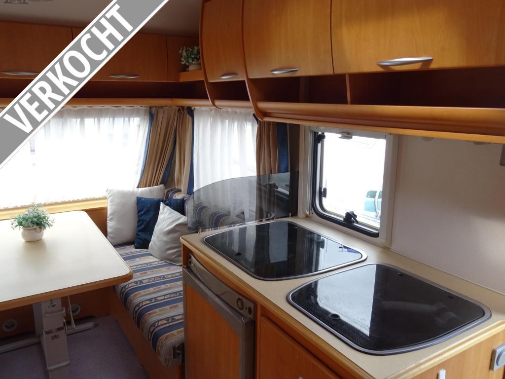 Knaus Eifelland 400 Verkocht Verkocht