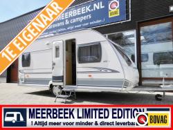 Beyerland Vitesse 450 TF TRUMA MOVER, FRANS BED