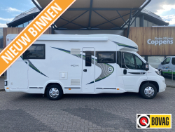 Chausson Welcome 708 Queensbed hefbed