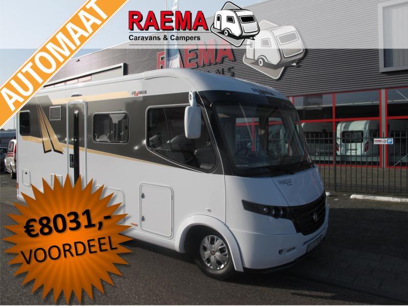 Frankia Selection 65 SD Nieuw, 8031,- voordeel! - 2019