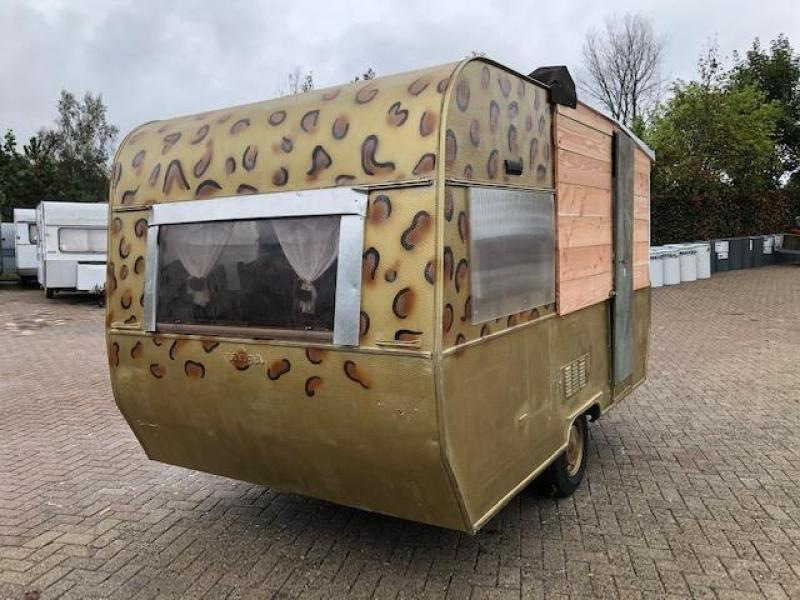 Tabbert Da Vinci 380 pimpen leuk project retro - 1977
