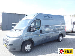 Globecar Twinscout 540 vastbed/Airco/5.40m/2007