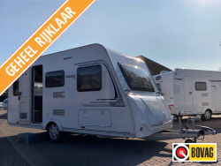 Caravelair Antares Style  440 Mover & Voortent