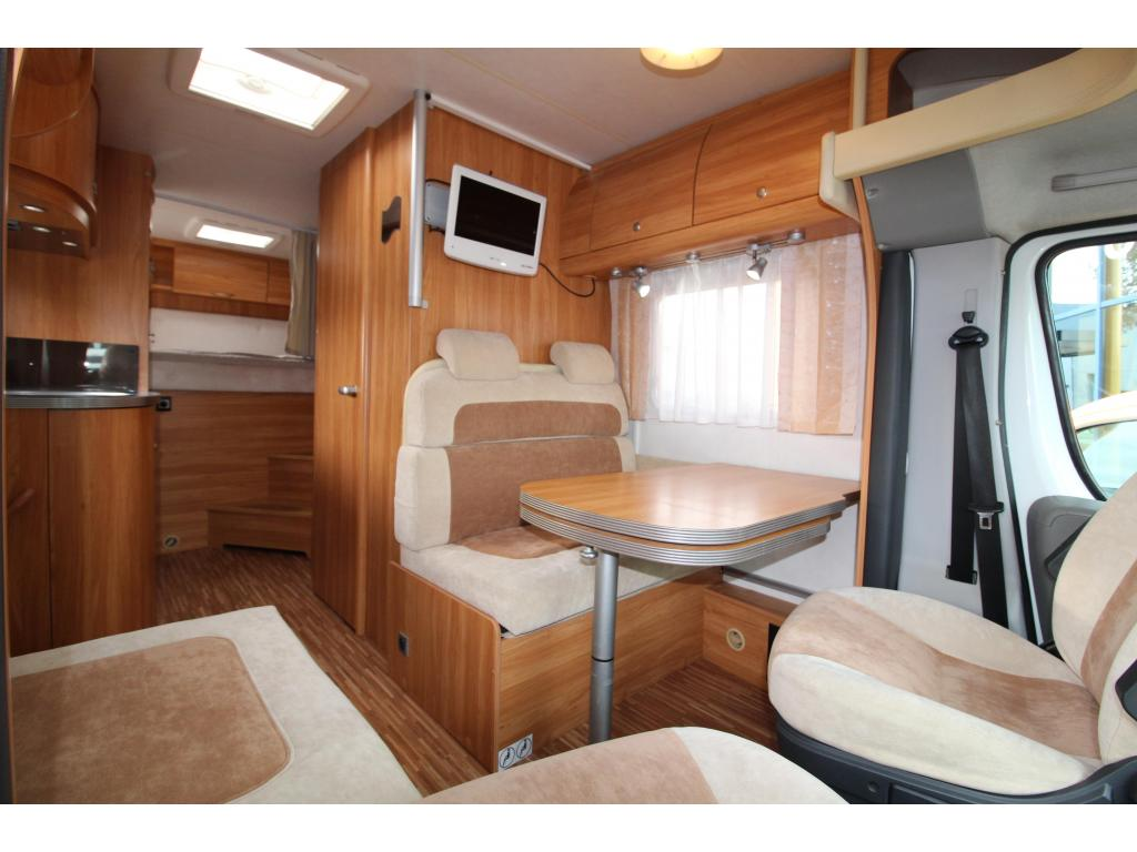 Bürstner Marano 675 Airco, XXL garage