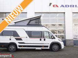Adria Twin 640 SGX NIEUW MODEL MET HEFDAK