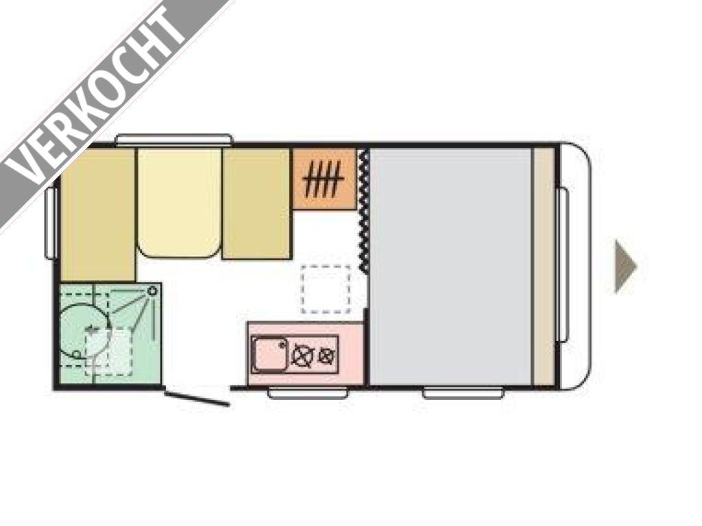 Adria Aviva 400 PS 2021  MODEL, RIJKLAAR
