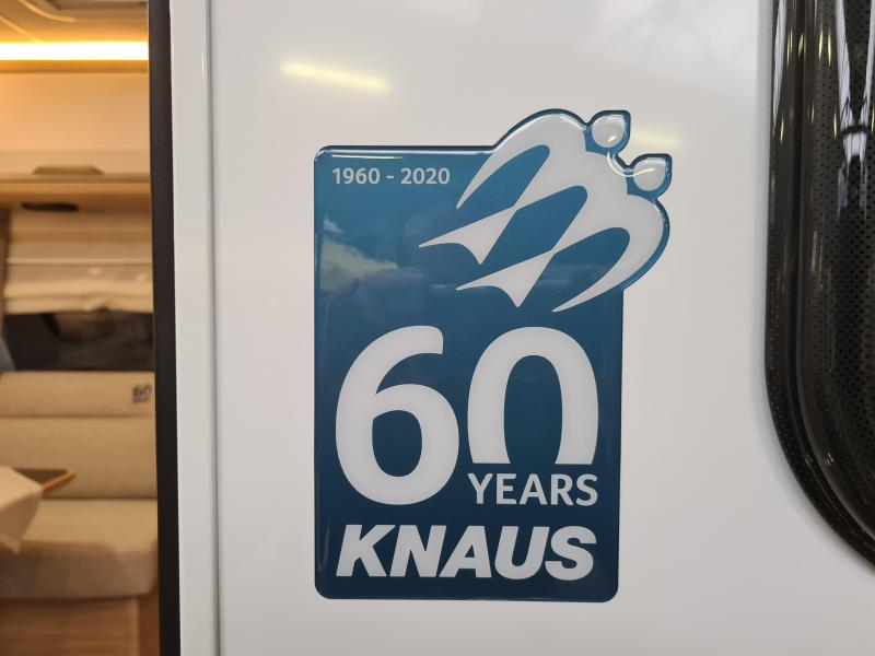 Knaus Sudwind 60 years