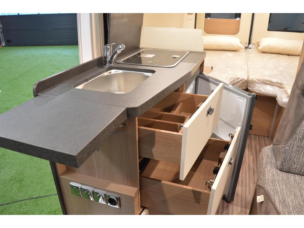 Malibu Van Compact 600 LE Nieuw model 2021